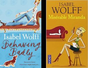 Idee de lecture Miserable Miranda - Isabel Wolff - une psychologue pour chiens