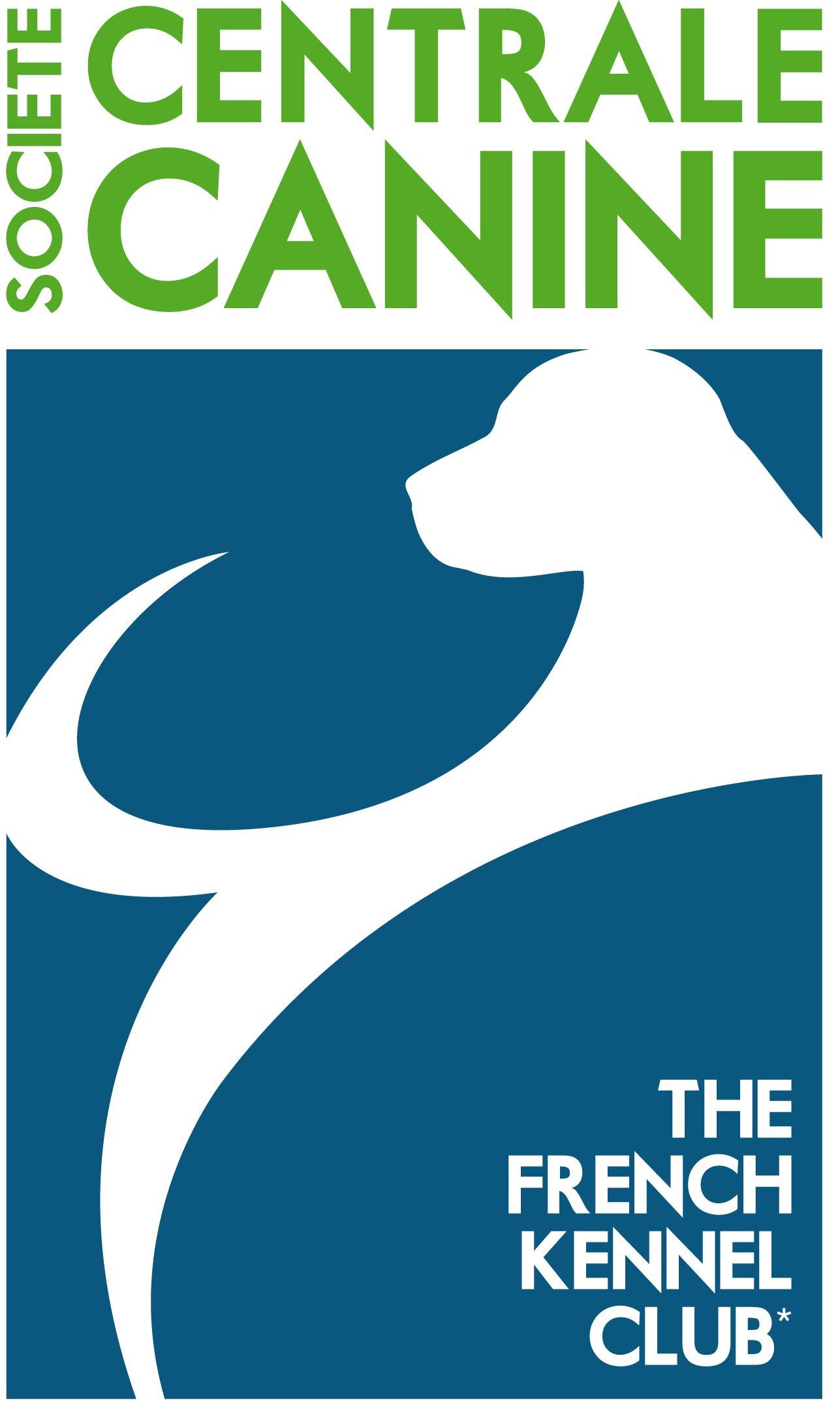 Logo société centrale canine française