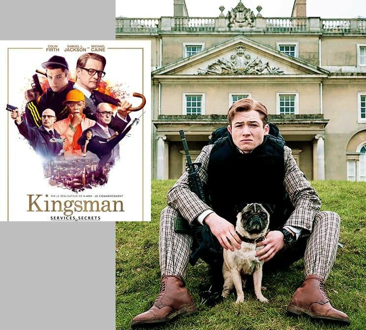 Kingsman chien ami espion