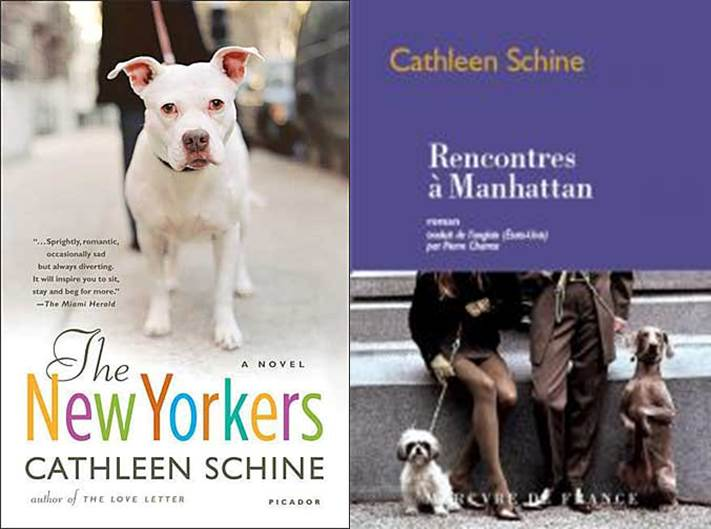 Idée de lecture: the New Yorkers de Cathleen Shine